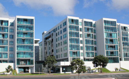 commercial and multi-unit residential projects